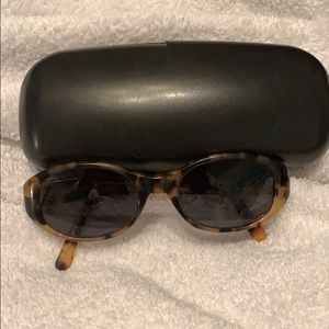 Calvin Klein prescription glasses frames with case